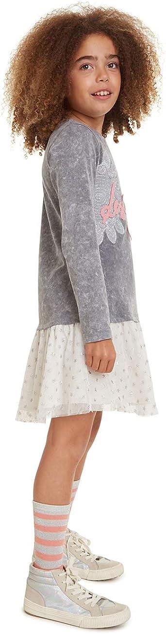 Desigual Dress Ensenada Vestito Bambina