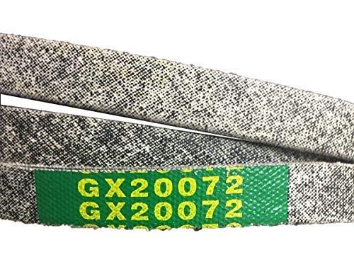EM Mower Deck Belt John Deere - 42'' - GX20072 - Replacement Kevlar - LA100 LA105 LA110 LA115