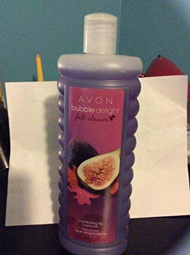 Avon Bubble Delight Falls Classics Comforting Fig Bubble Bath