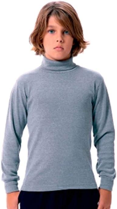 FABIO - Camiseta Cisne Manga Larga Niñas Color: Gris Medio 110 ...