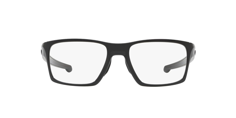e6ed93ded91 Amazon.com  OAKLEY 0OX8140 - 814003 Eyeglasses POLISHED BLACK 55mm  Shoes