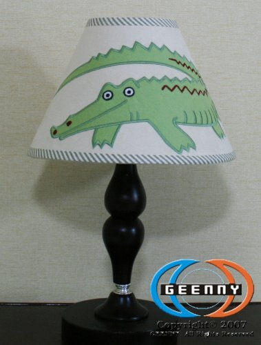 GEENNY Lamp Shade, Safari Jungle ()