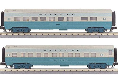 60' Streamline Passenger Cars - 3