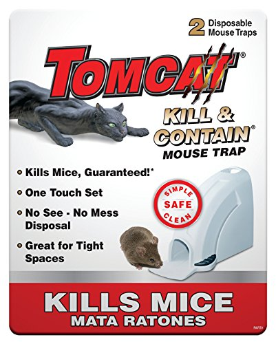 Tomcat Kill Contain Mouse 2 Pack
