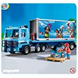 Playmobil - 4447 - CAMION PORTE CONTAINER