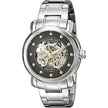 Stuhrling Original Men's 644.03 Legacy Analog Display Automatic Self Wind Silver Watch