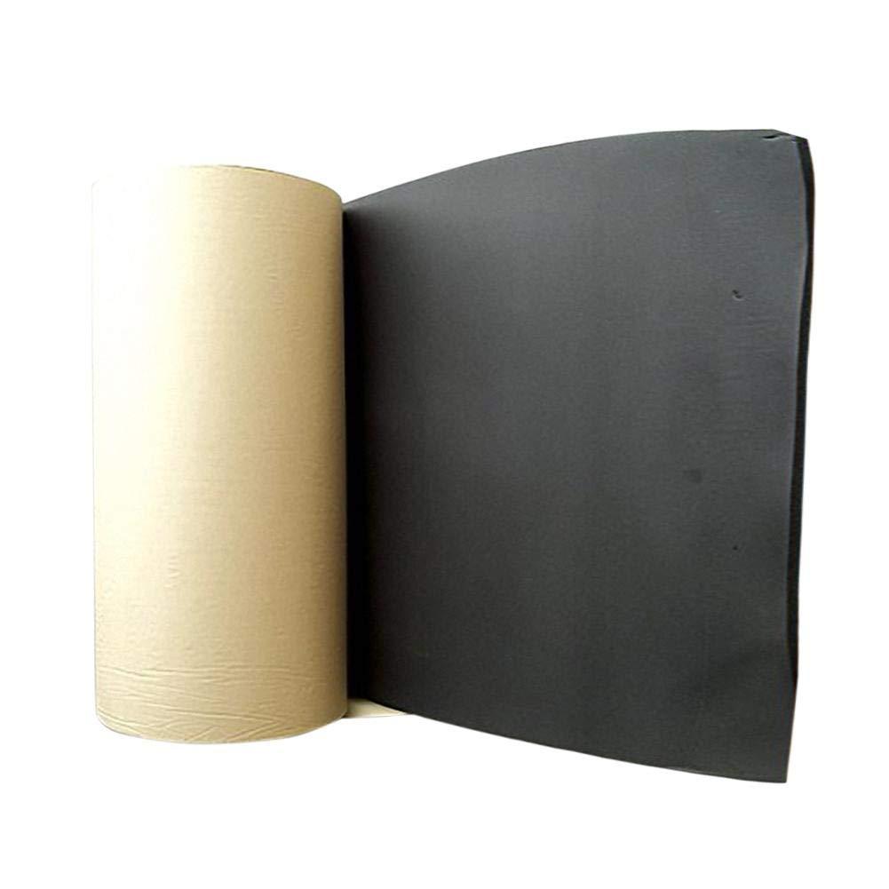 WXGY Estera de amortiguaci/ón de Sonido 8 mm insonorizada de algod/ón Impermeable a Prueba de Humedad Sonido Deadener para Coche apartamento Aula de f/ábrica