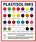 Ecotex Polyester White NP Low Bleed Plastisol Ink