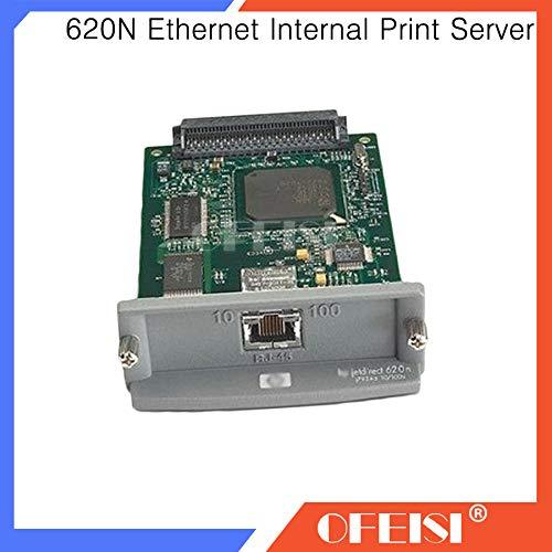 Yoton 95% new Original Yoton 620N J7934A J7964G Ethernet Internal Print Server Network Card for laserjet DesignJet Plotter printer by Yoton (Image #2)