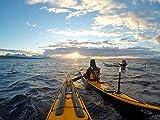 Kayalu Kayalite Portable Bright White Led Kayak Light
