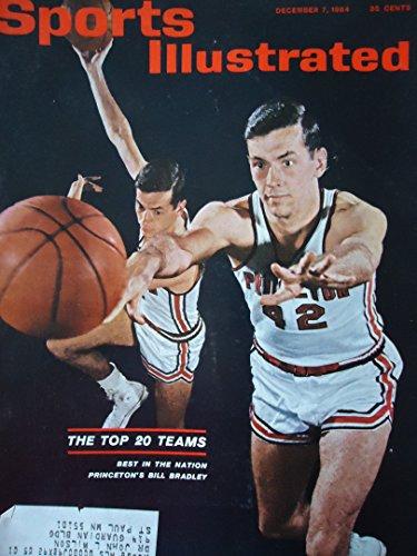 Bill Bradley December 7 1964 Sports Illustrated Magazine -