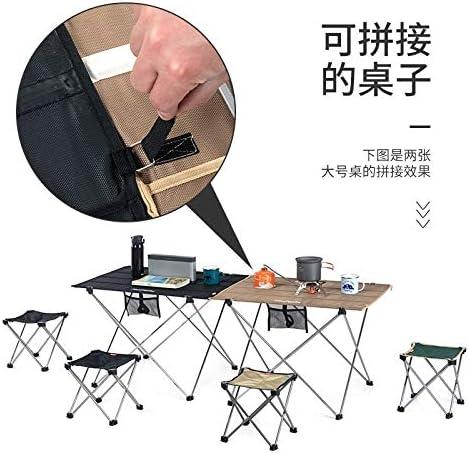 JLHBM Portable Outdoor Folding Aluminum