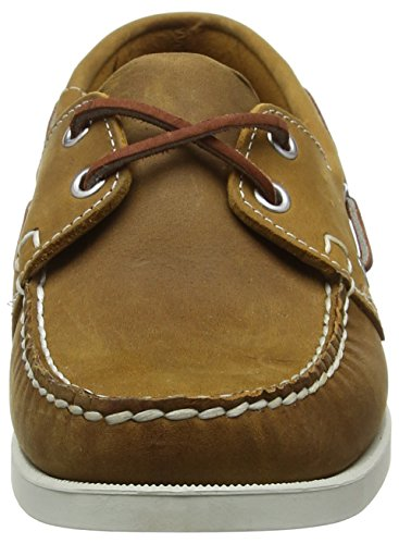 Brown Women's Sebago Shoes Boat Docksides Chocolate 5w66qIyRS