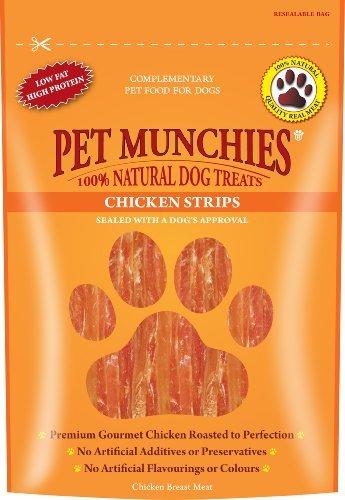 Pet Munchies Chicken Strips 80 GR