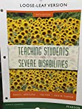 img - for Teaching Students with Severe Disabilities book / textbook / text book