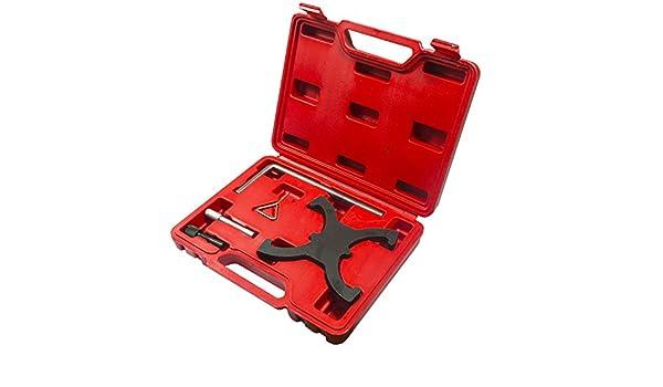 Motor de herramientas para ajuste correa dentada Motor de cambio para gasolina 2.0 TDCi (Modelos diésel: Amazon.es: Coche y moto