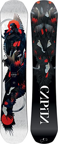 Capita Birds of A Feather Snowboard Womens Sz 148cm (Capita Womens Snowboard)