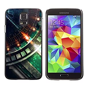 Hot Style Cell Phone PC Hard Case Cover // M00100027 abstract fastburndetail // Samsung Galaxy S5 i9600
