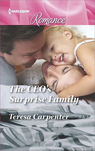 book cover of The CEO\'s Surprise Family