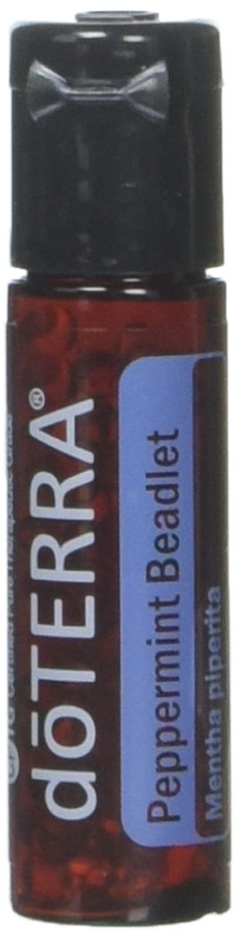 doTERRA Peppermint Essential Oil Beadlets 125 ct (2 Pack) by DoTerra