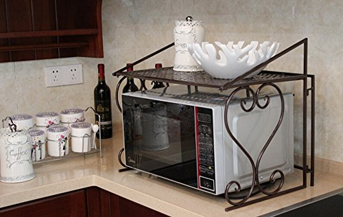 dazone-metal-microwave-oven-shelf-kitchen-counter-and-cabinet-shelf-bronze