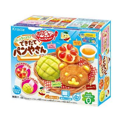 Kracie Popin' Cookin' Enjoy Bakery Dagashi snack Japan kashi