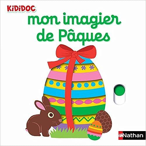Mon imagier de Pâques