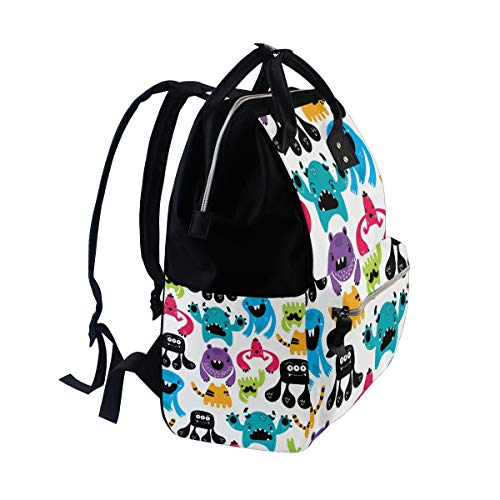 Bag Large Bag Multi5 Function Mummy Muti Retro Sunflower Backpack Art for Capacity Women Travel Canvas wEv6IqSU