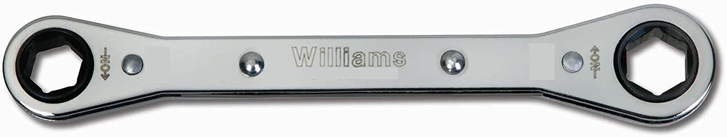 7//8-Inch Williams 10708 3//8 Drive Crowfoot Wrench