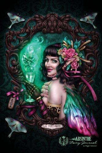 Absinthe Fairy Journal - Black Fairy Absinthe