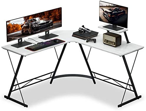 Numenn L Shaped Desk Gaming L Shaped Desk