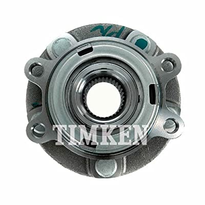 TIMKEN HA590252 Preset, Greased and Pre-Sealed: Automotive