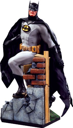 Batman 1/4 Scale Museum Quality Statue Batman (japan import) (Quality Scale Museum Statue)