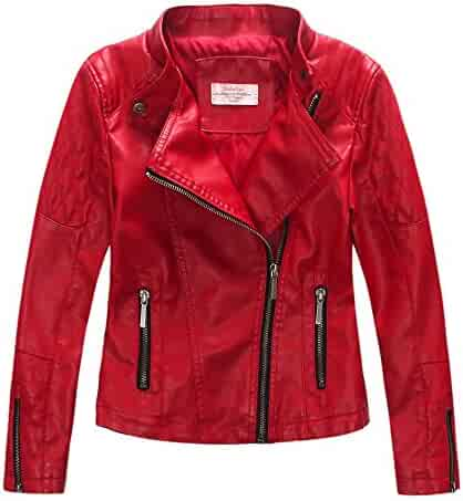 d67274dff94 Shopping Leather & Faux Leather - Coats, Jackets & Vests - Clothing ...
