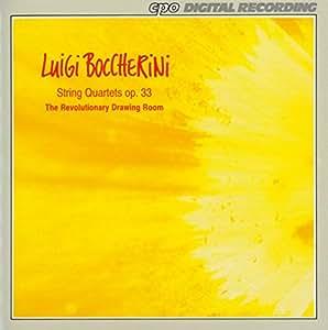 Boccherini: 6 String Quartets, Op.33
