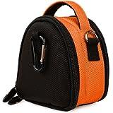 Mini Laurel Handbag Pouch Case for Canon PowerShot ELPH 340 HS (IXUS 265 HS)