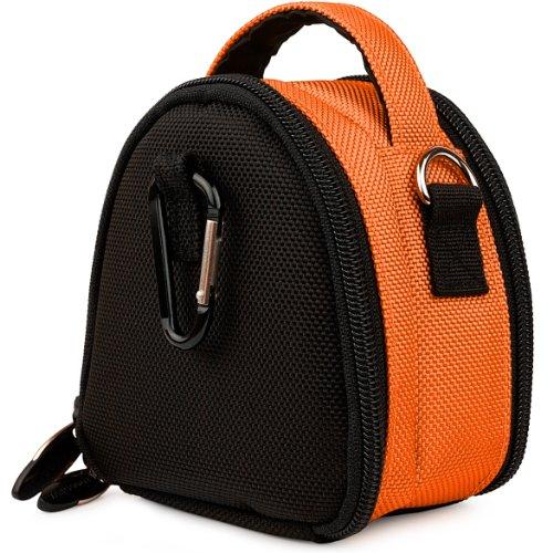 Mini Laurel Handbag Pouch Case for Fujifilm FinePix JZ700 Digital Camera