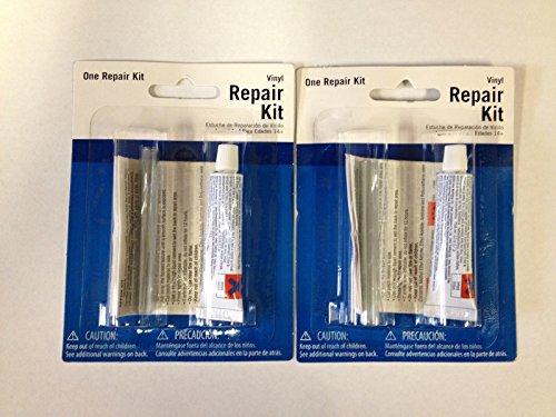 Intex Patch Kit Repair Wet Set Vinyl 2 Plastic Puncture Hole Float Swim 59633W - Intex Wet Set