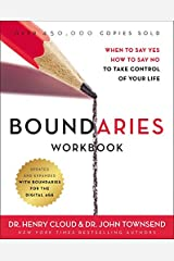 Boundaries Workbook: When to Say Yes, How to Say No to Take Control of Your Life Paperback