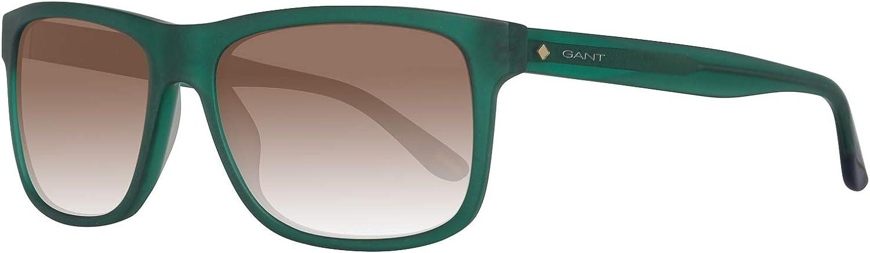 GANT GRA052 53A25 Sonnenbrille GRA052 53A25 Rund Sonnenbrille 53 Braun
