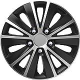Sakura RAPIDENCBS16 Wheel Trim Universal Fit (Set Of 4), chrome, 16 Inch