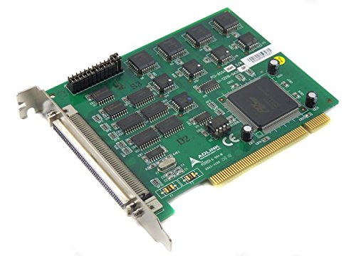 ADLINK Technology 10-CH General Purpose Timer/Counter & 8-CH DIO Card PCI-8554(G)