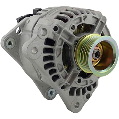 New Alternator for JD Loaders, Skid Steers, 318 319 320 324 328 5225 etc w 4042T 5030T 0-124-315-030 0124315030 RE509648 RE529377 0-124-315-042 0124315042 AL5057X AL5057N 90-15-6535: Automotive