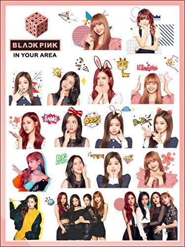 Blackpink Stickers Blackpink Reborn 2020