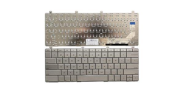 Original New for Vizio CT15 US Silver Ultrabook Keyboard