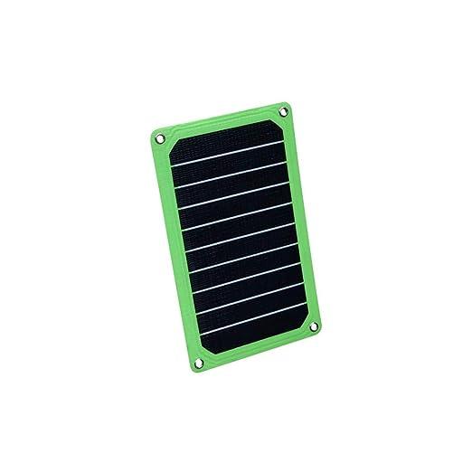 HYLMM Kit de Panel Solar Plegable portátil de Polietileno ...