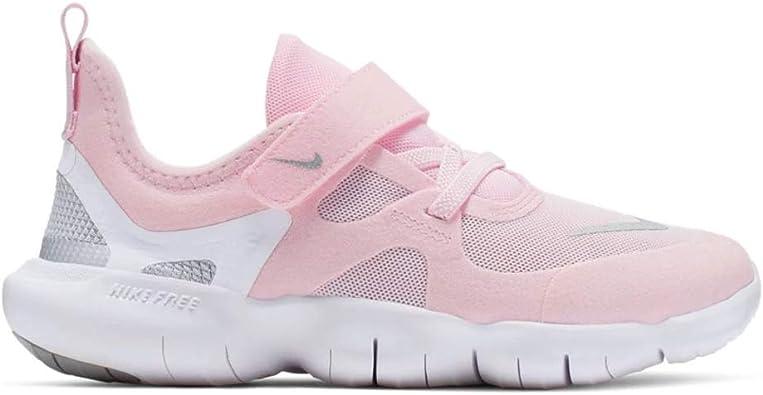 Amazon.com: Nike Kids Girl's Free RN 5.0 (Little Kid): Shoes