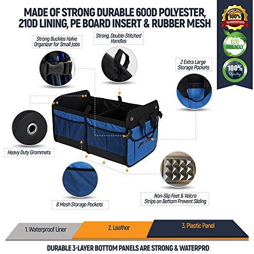 Buy genuine subaru soa567t100 cargo organizer