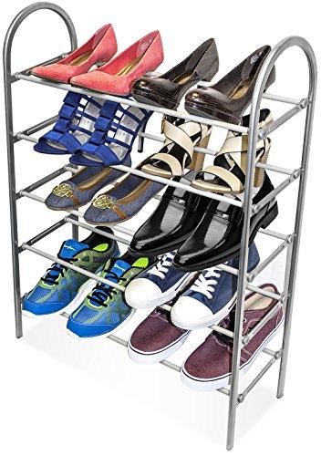 Sorbus Shoe Rack Organizer Storage