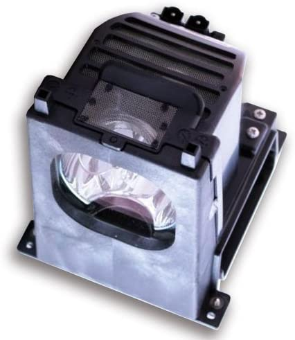 Mitsubishi 915P027010 Replacement Lamp w//Housing 6,000 Hour Life /& 1 Year Warranty